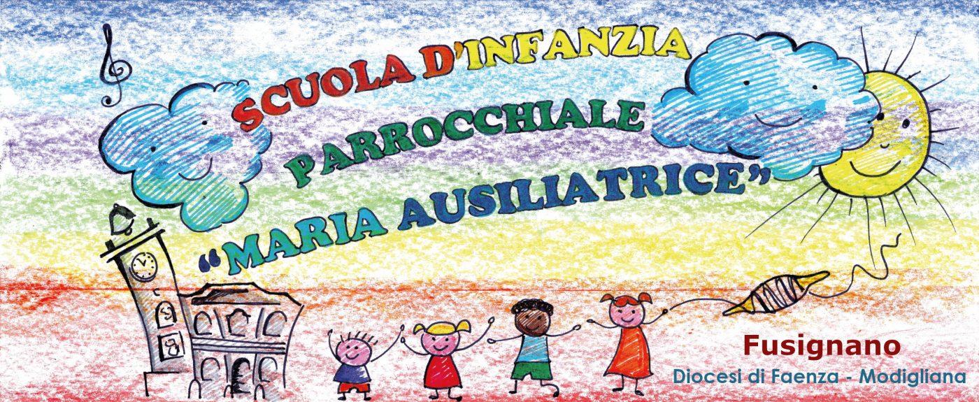 "Scuola Infanzia Parrocchiale Paritaria ""Maria Ausiliatrice"" Fusignano"